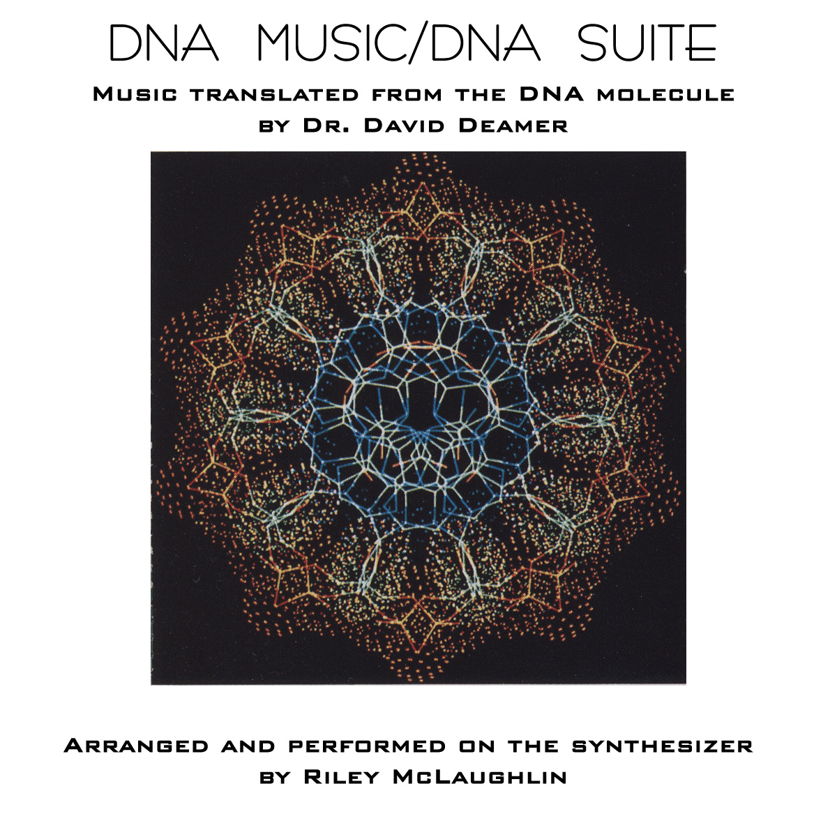 DNA Music-Suite CD front cover