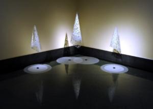 Sculpture by Rebecca Kamen